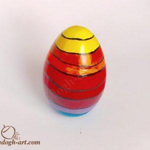 تخم مرغ رنگی سفره هفت سین سایت فندق