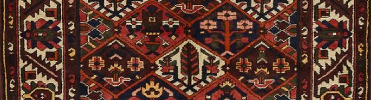 فرش دستباف ایرانی در سایت هنری فندق