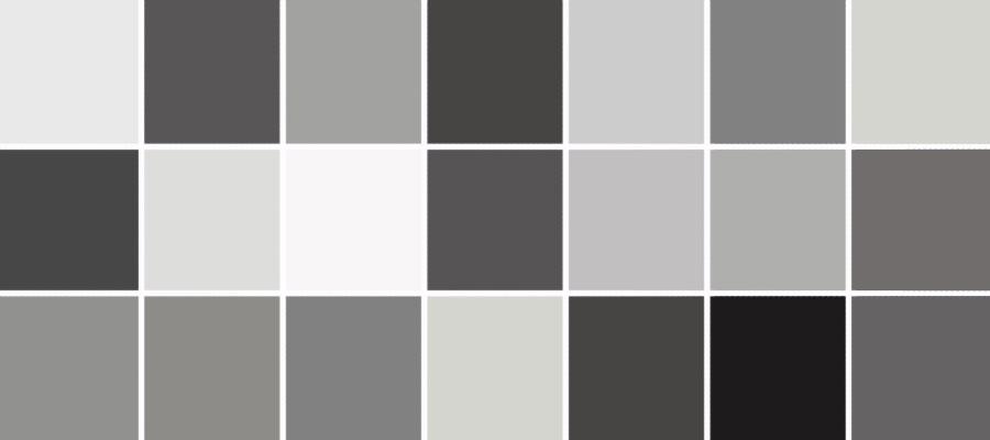 رنگ خاکستری در کسب و کار سایت هنری فندق