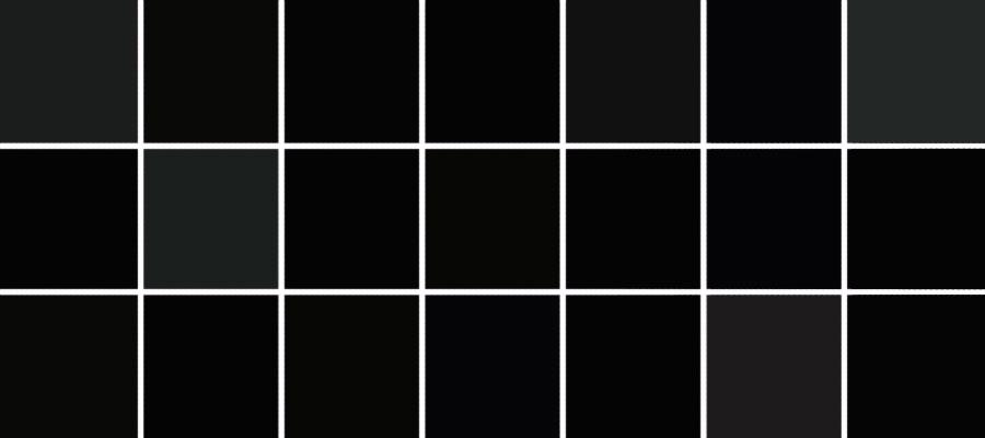 رنگ سیاه در کسب و کار سایت هنری فندق