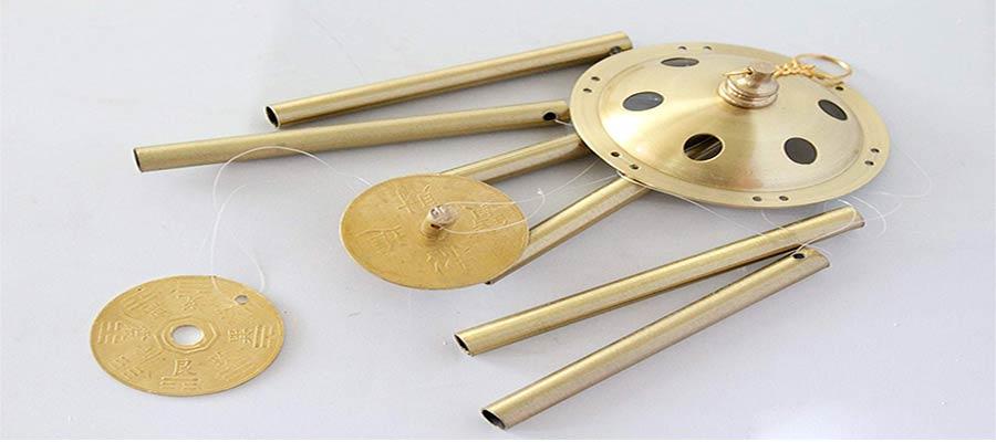 بادزنگ فلزی برای فنگ شویی 2020-سایت هنری فندق