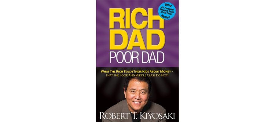 دانلود رایگان کتاب صوتی پدر پولدار پدر فقیر از سایت هنری فندق