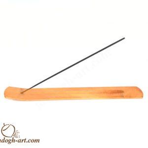 عودسوز چوبی ساده-سایت هنری فندق