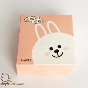جا لنزی خرگوش و محفظه نگهداری لنز-رز لنز-فروشگاه اینترنتی هنری فندق