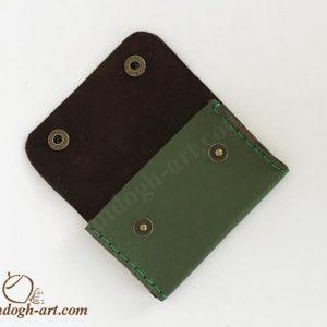 کیف کارت ویزیت چرمی باران-فروشگاه اینترنتی فندق