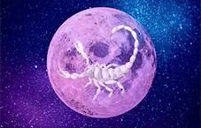 قمر درعقرب در استرولوژی مدرن
